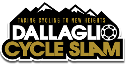 logo dallaglio cycle slam
